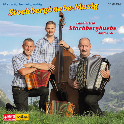 Ländlertrio Stockbergbuebe – Stockbergbuebe-Musig