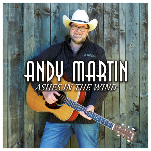 Andy Martin – Ashes in the Wind [Single]
