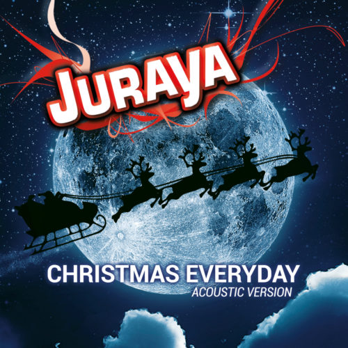 Juraya – Christmas Everyday (Acoustic Version)