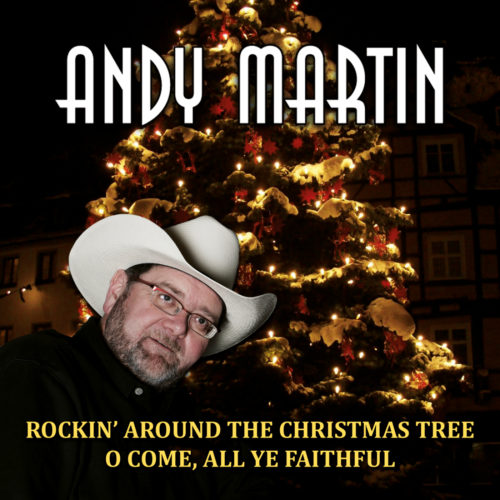 Andy Martin – Rockin' Around the Christmas Tree / O Come, All Ye Faithful