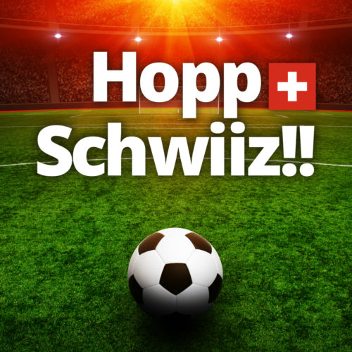Various Artists – Hopp Schwiiz!!