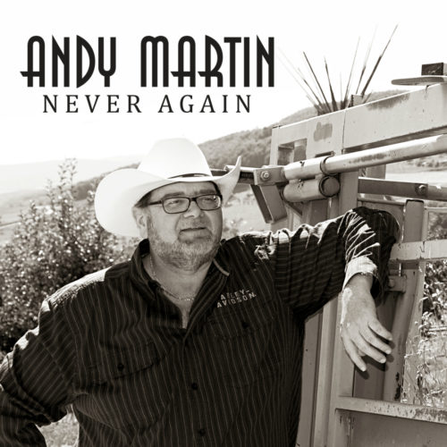 Andy Martin – Never Again