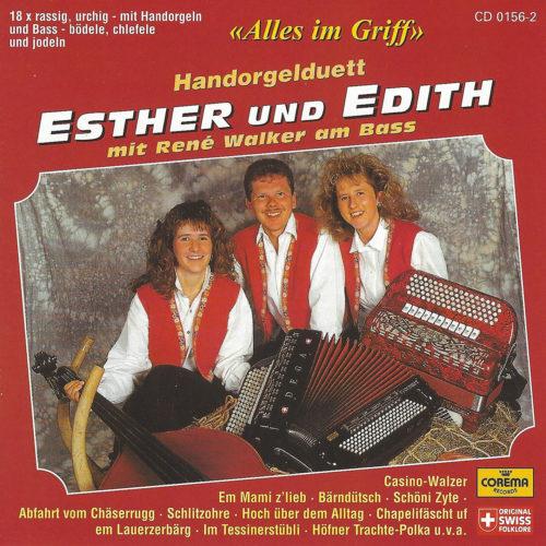 Handorgelduett  – Alles im Griff (Esther und Edith, René Walker)
