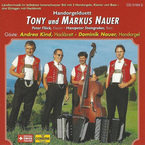 Tony Nauer, Markus Nauer – Handorgelduett