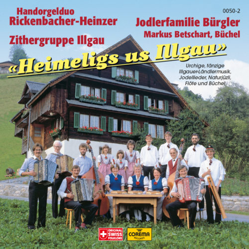 Various Artists – Heimeligs us Illgau