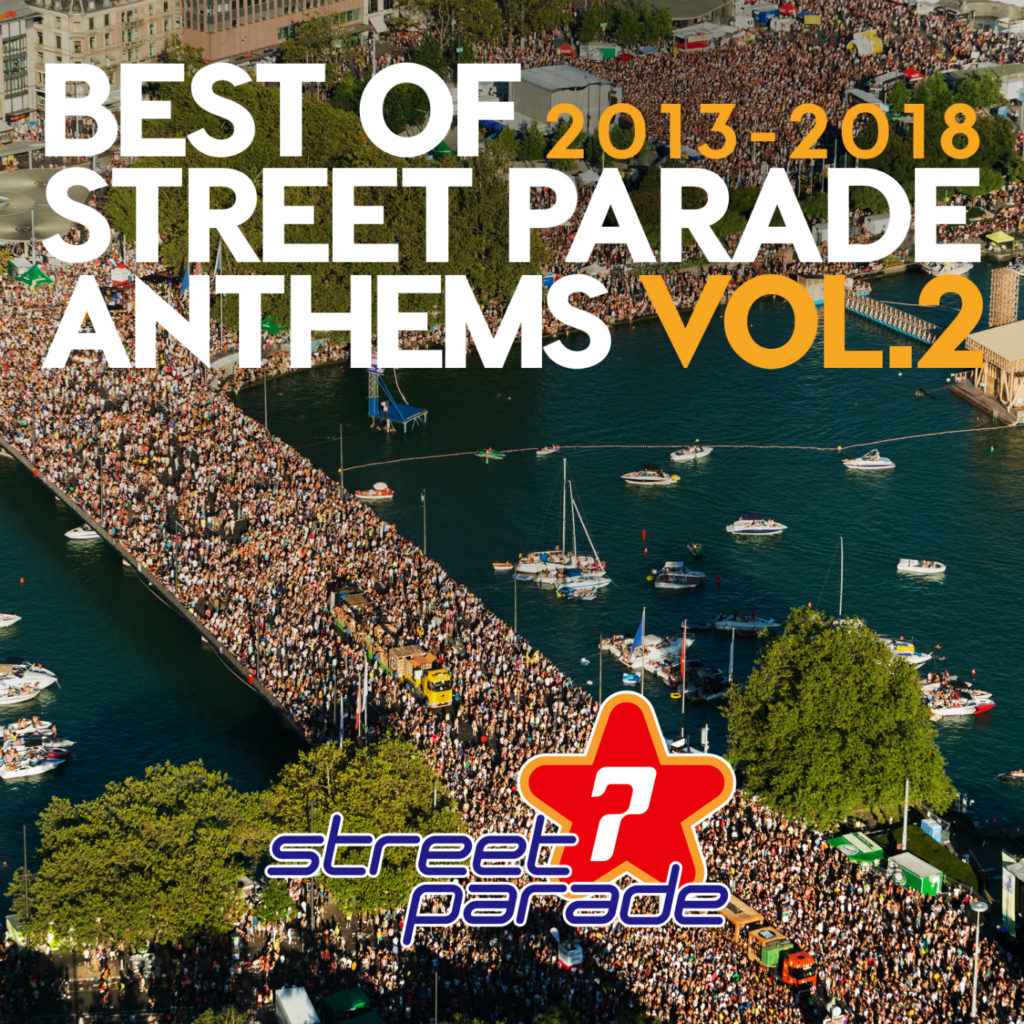 Best of Street Parade Anthems, Vol  2 (2013 - 2018) | K-Direct