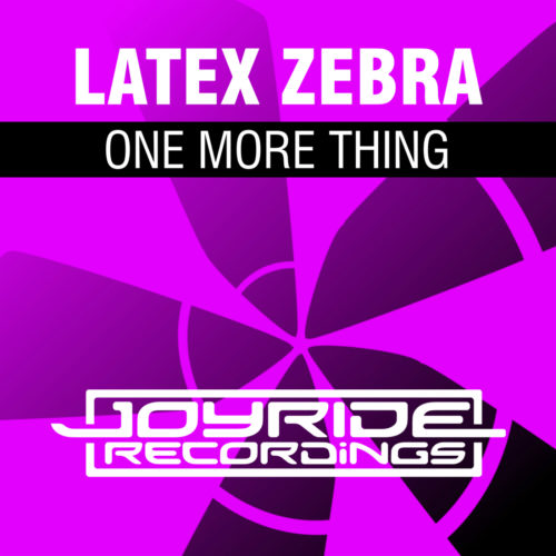 Latex Zebra – One More Thing