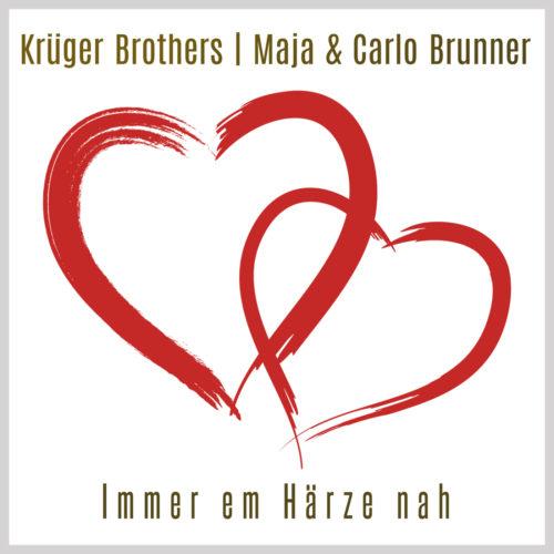 Krüger Brothers mit Maja & Carlo Brunner – Immer em Härze nah