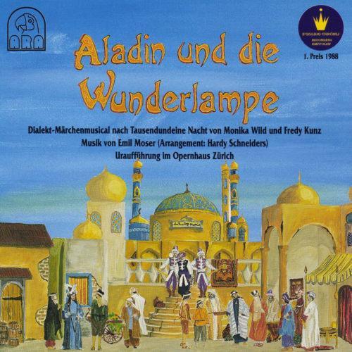 Gastspieltheater Zürich  – Aladin und die Wunderlampe