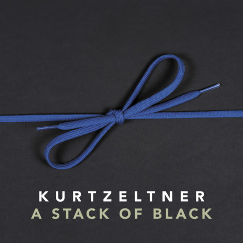 Kurt Zeltner – A Stack of Black