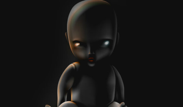 Schwarze Puppen