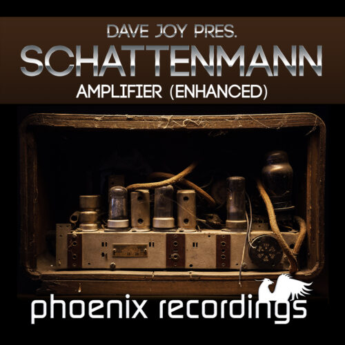 Dave Joy pres. Schattenmann – Amplifier (Enhanced)