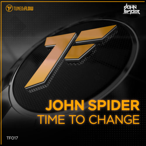 John Spider – Time to Change