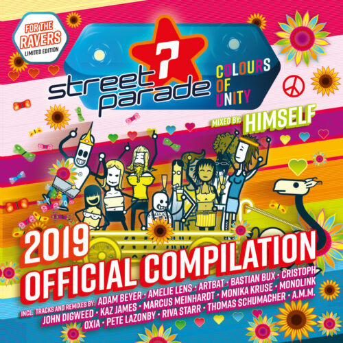 Street Parade 2019 Official Compilation (Colours of Unity) (Mixed by Himself)