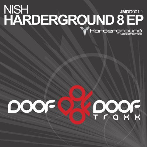 Nish – Harderground 8 EP