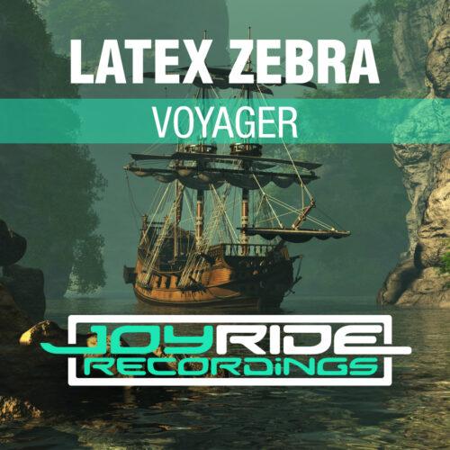 Latex Zebra – Voyager