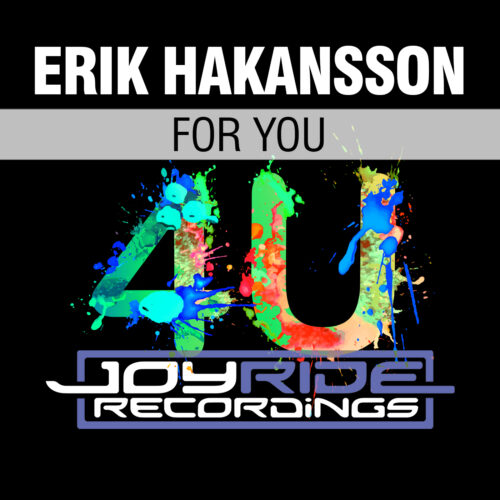 Erik Hakansson – For You