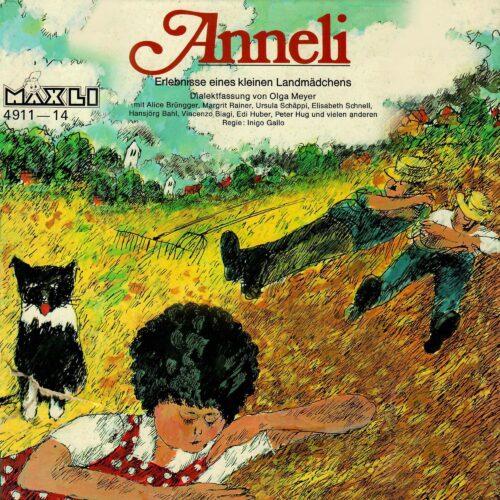 Olga Meyer – Anneli (Erlebnisse eines kleinen Landmädchens)