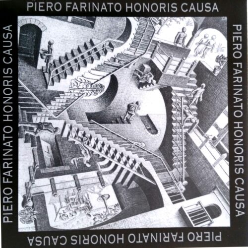 Piero Farinato – Honoris Causa