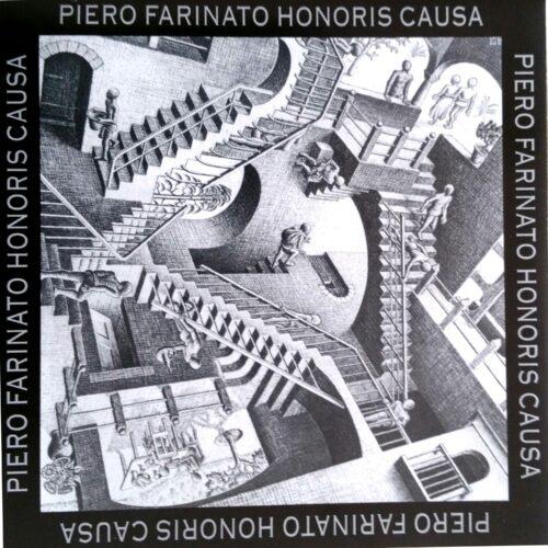 Piero Farinato – Honoris Causa